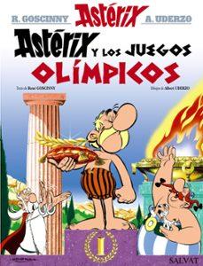 Padella.mx Asterix Y Los Juegos Olimpicos Image