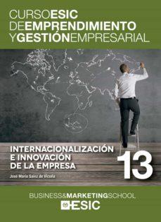 internacionalizacion e innovacion de la empresa-jose maria sainz de vicuña ancin-9788473569491