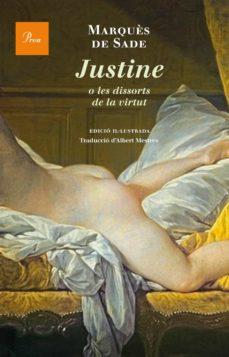 justine o les dissorts de la virtut (ebook)-marques de sade-9788475885391
