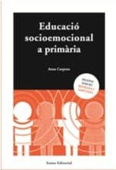 Garumclubgourmet.es Educacio Socioemocional A Primaria: Materials Practics I De Refle Xio Image