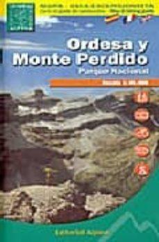 Cdaea.es Ordesa Y Monte Perdido (1:40000) Image