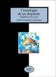 Inmaswan.es Cronologia De Un Disparate: Tragedia En Tres Actos Image