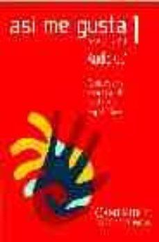 Geekmag.es Asi Me Gusta 1. Curso De Español (Audio Cd) Image