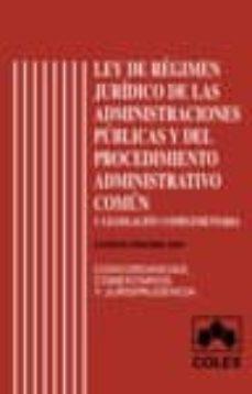 Chapultepecuno.mx Ley De Regimen Juridico De Las Administraciones Publicas Y El Pro Cedimiento Administrativo Comun Image