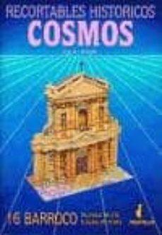 Viamistica.es Recortables Historicos Cosmos 16. Barroco Image