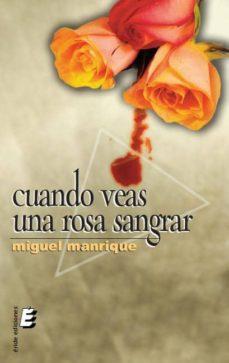Mrnice.mx Cuando Veas Una Rosa Sangrar Image