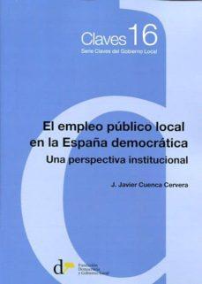Inmaswan.es El Empleo Publico Local En La España Image