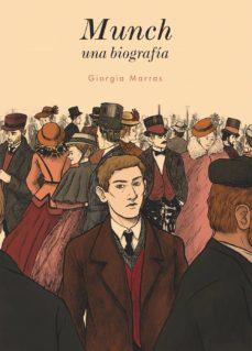 munch, una biografia-giorgia marras-9788494414091