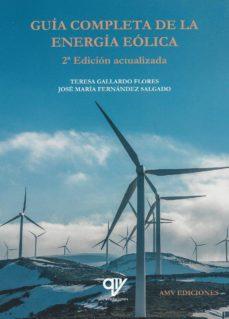 E-books descarga gratuita para móvil GUIA COMPLETA DE LA ENERGIA EOLICA (2ª ED.) in Spanish