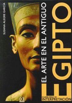 el arte en egipto-susana alegre garcia-9788495414991