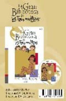 Costosdelaimpunidad.mx La Gran Biblioteca De Las Tres Mellizas: El Libro De La Selva (In Cluye Dvd) Image