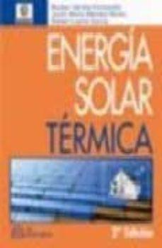 Trailab.it Energia Solar Termica (Incluye Cd-rom) (2ª Ed.) Image