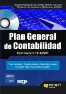 Cronouno.es Plan General De Contabilidad Image