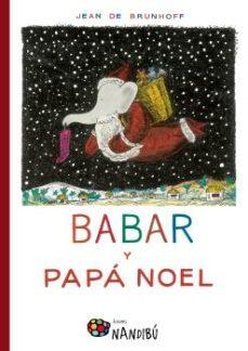 babar y papa noel-jean de brunhoff-9788497436991