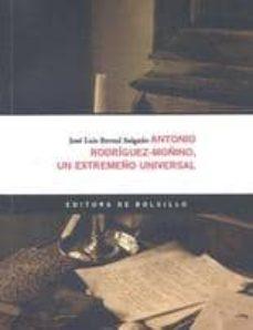 Inmaswan.es Antonio Rodriguez-moñino, Un Extremeño Universal Image