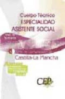 Noticiastoday.es Temario Vol. Ii: Oposiciones De Cuerpo Tecnico. Especialidad Asis Tente Social. Junta De Comunidades De Castilla-la Mancha Image