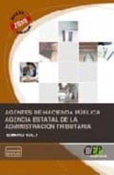 Permacultivo.es Agentes Hacienda Publica. Agencia Estatal Administracion Tributaria. Temario Vol. I Image