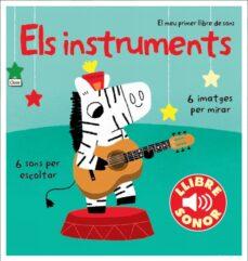 Treninodellesaline.it Els Instruments: El Meu Primer Llibre De Sons Image