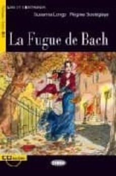 la fugue de bach (+ cd)-regine boutegege-9788853001191