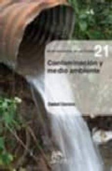 Geekmag.es Contaminacion Y Medio Ambiente (Nº 21 Coleccion Ciencia Joven) Image