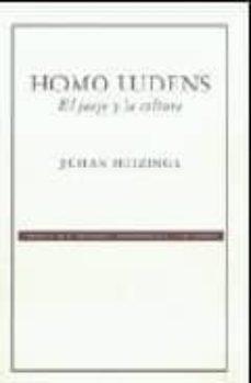 Inmaswan.es Homo Ludens. El Juego Y La Cultura Image