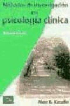 Ojpa.es Metodos De Investigacion En Psicologia Clinica (3ª Ed.) Image