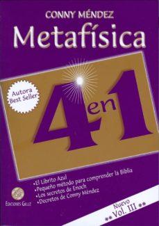metafisica 4 en 1 (vol. iii)-conny mendez-9789803690991