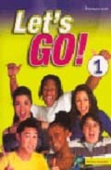 Ebooks epub descarga gratuita LET S GO 1 (STUDENT S BOOK) de