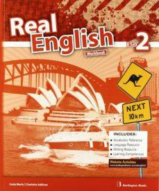 real english 2 wb + language builder eso 2-9789963482191