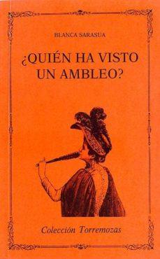 Lofficielhommes.es ¿Quién Ha Visto Un Ambleo? Image