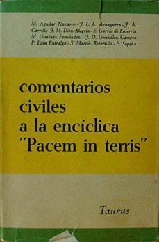 Ojpa.es Comentarios Civiles A La Encíclica 'Pacem In Terris' Image