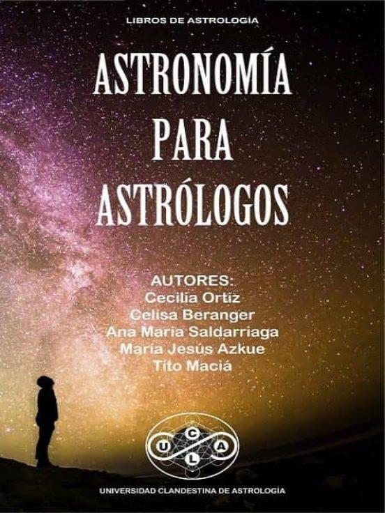 astronomía para astrológos (ebook)-tito macia-9783966336741