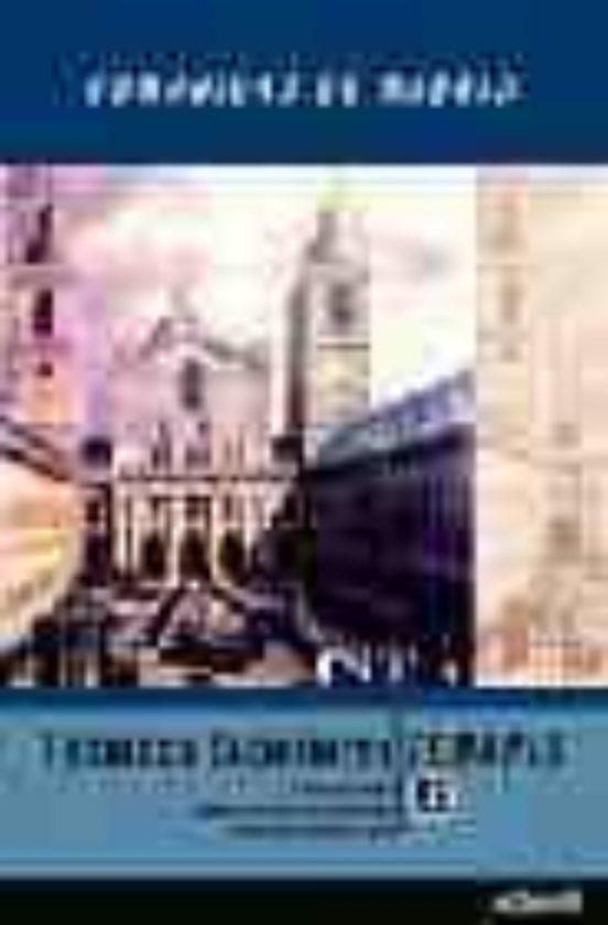 TECNICOS SUPERIORES DE LA COMUNIDAD DE MADRID: TEMARIO 3