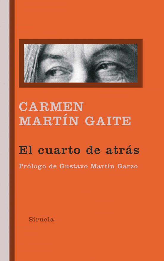 Ebook EL CUARTO DE ATRÁS EBOOK de CARMEN MARTIN GAITE