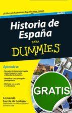 breve historia de españa para dummies (ebook)-fernando garcía de cortazar-9788432900051