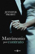 matrimonio por contrato-jennifer probst-9788401342301