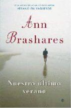 nuestro ultimo verano-ann brashares-9788497349581