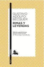 rimas y leyendas-gustavo adolfo becquer-9788467033311