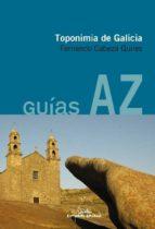 toponimia de galicia-fernando cabeza quiles-9788498650921
