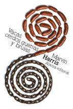 vacas, cerdos, guerras y brujas: los enigmas de la cultura-marvin harris-9788420674391
