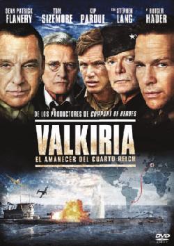 VALKIRIA: EL AMANECER DEL CUARTO REICH (DVD) de Claudio Fäh ...