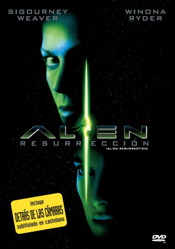 alien 4 resurreccion - dvd --8420266990327