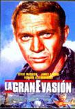 la gran evasion  (dvd)-8420266161796