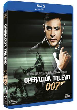 operacion trueno (blu-ray)-8420266942784