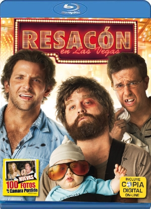 resacon en las vegas (con copia digital) (blu-ray)-5051893018721