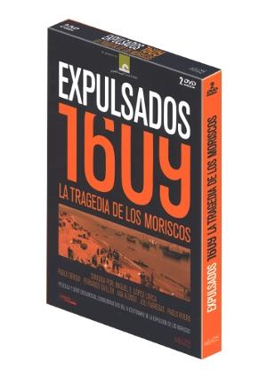 expulsado - 1609 la tragedia de los moriscos dvd-8421394530799