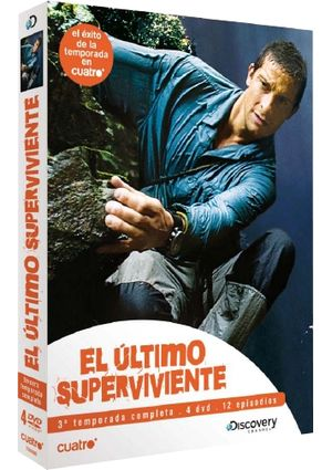 el ultimo superviviente: tercera temporada completa (dvd)-8436022298309