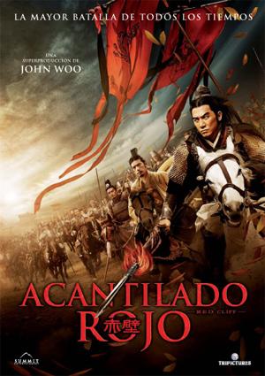 acantilado rojo (dvd)-8422632055975