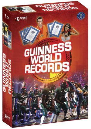 guinness world records (dvd)-8426320007109