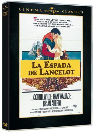 la espada de lancelot: cinema classics (dvd)-5050582756319